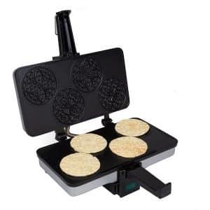 CucinaPro Mini Italian Pizzelle Maker