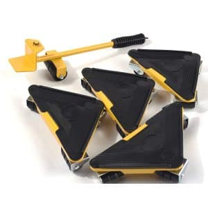 HONGKEN Heavy Duty Lifter, 5 Packs (Yellow)