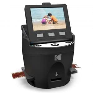 KODAK SCANZA Digital Film & Slide Scanner Viewer