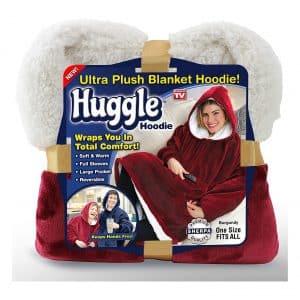Ontel Huggle Blanket Hoodie