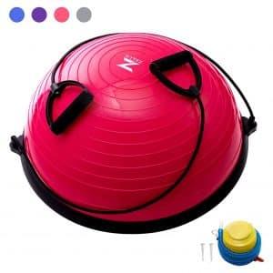 ZELUS Half Yoga Balance Ball