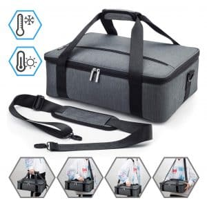 Anyoneer Casserole Carrier by Visit the Anyoneer Store