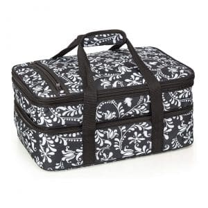 VP Home Durable Casserole Insulted Travel Carrying Bag