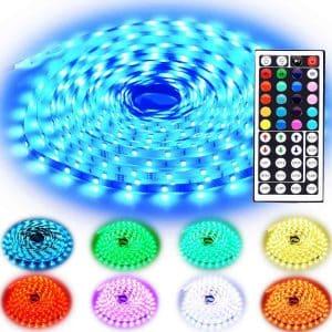 Rxment 10M 32.8 Ft Blue LED Strip Lights