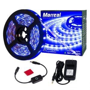 Marreal Blue LED Strip Lights