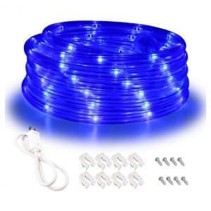 Areful 16ft Blue LED Strip Lights