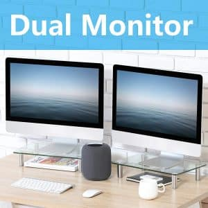FITUEYES Computer Monitor Riser Stand
