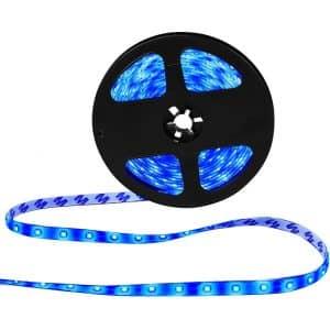 XKTTSUEERCRR 5M 16.4Feet Blue LED Strip Light