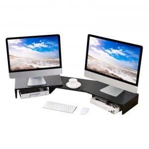 5Rcom Dual Monitor Stand