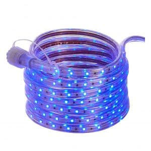 AmazonBasics 18-Foot Blue LED Strip Light