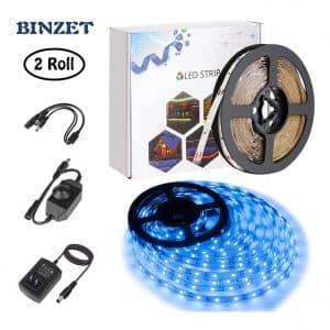 ZET 32.8ft Blue LED Strip Light
