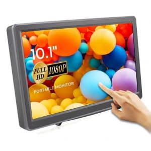ELECROW 10.1 Inch Touchscreen Monitor