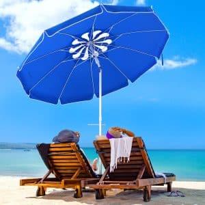MOVTOTOP Beach Umbrella