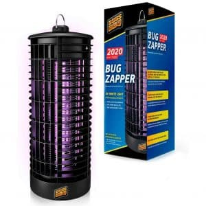 Crio Bug Zapper Indoor and Outdoor - Insects Killer