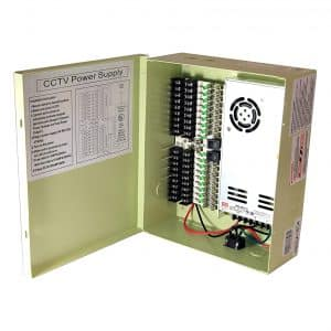 InstallerCCTV 29 Amp Power Supply Box