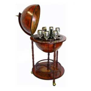 RAAMZO Italian Replica Globe Bar