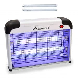 Aspectek Upgraded Electronic Bug Zapper