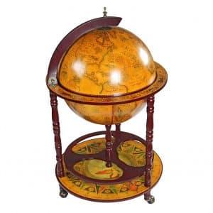 Design Toscano Globe Bar