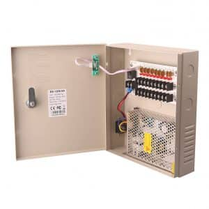 EVERSECU 5 Amp Metal Power Box