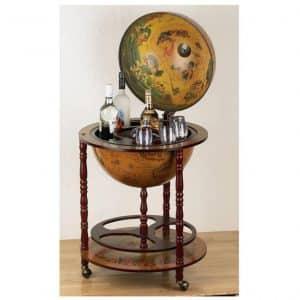B&F Kassel Replica Globe Bar
