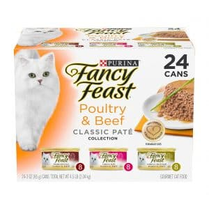 Purina Fancy Feast Adult Wet Cat Food