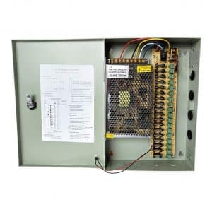 Henxlco 20A Power Supply Box