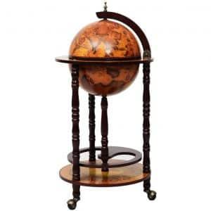 Hello World1 Globe Bar