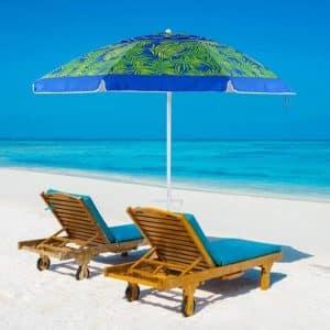 YATIO 7ft Beach Umbrella