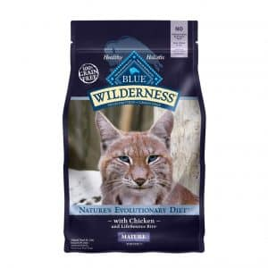 Blue Buffalo Wilderness 5-Pound Natural Dry Cat Food