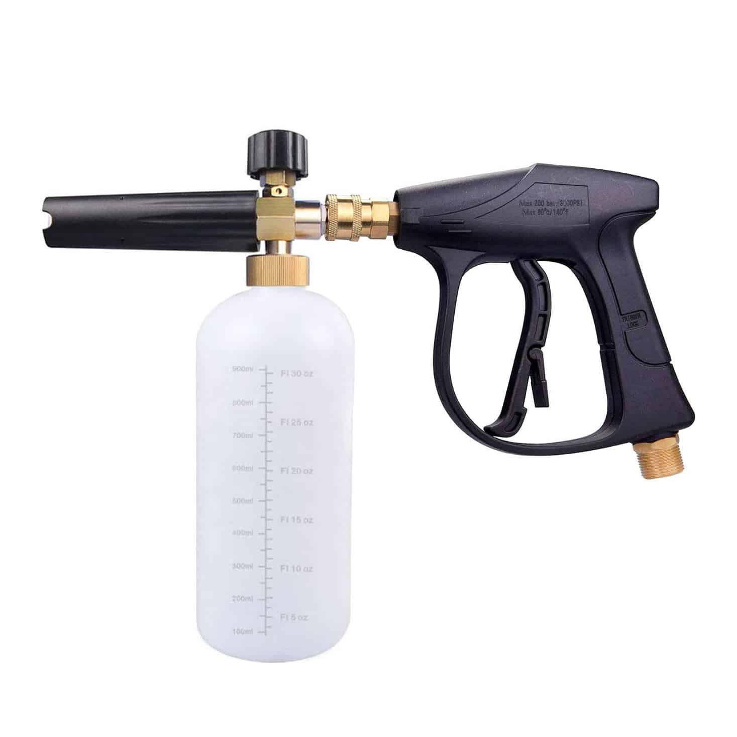 JWGJW Foam Cannon - High Pressure Cleaning Gun