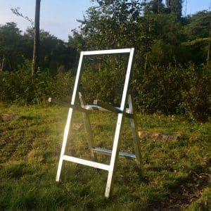 KAINOKAI Aluminum Alloy Telescopic Folding Target Stand