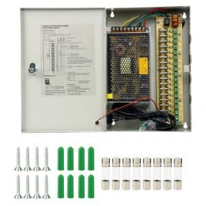 Yaetek 20 Ampere Power Supply Box