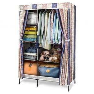 Idab Portable Wardrobe Closet