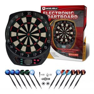 WIN.MAX Electronic Dartboard