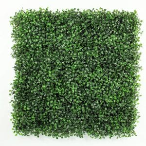 ULAND Artificial Boxwood Hedges Panels Faux Ivy Privacy Fence