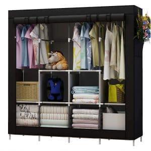 UDEAR Large Portable Closet & Organizer