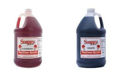 slushie mix
