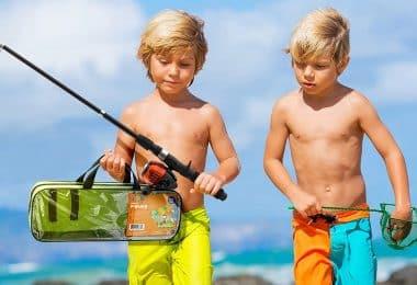 Kids Fishing Pole Sets