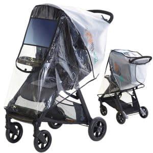 Stroller Buzz Premium Stroller Rain Cover