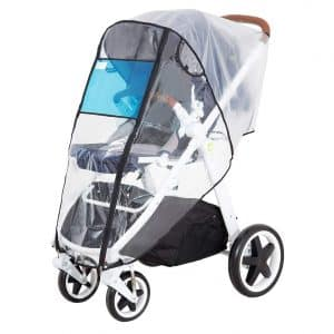 Hrzeem Stroller Rain Cover