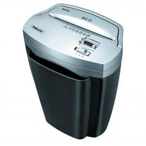 Fellowes, 11-Sheet Credit Card Shredder with Safety Lock