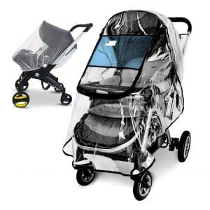 Vaxaape Stroller Rain Cover