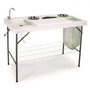 Guide Gear Deluxe Fish/Game Processing Table