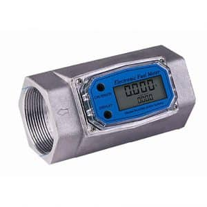 "Epidioxi Turbine Flow Meter (2"" Internal Thread Gauge)"