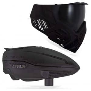 Bunkerkings CTRL Pitch Black Electronic Paintball Loader