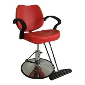 Beauty4star Salon Hair Chair with a Hydraulic Pump