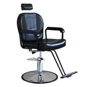 Sevenstar Salon Furniture Chair with a Hydraulic Pump