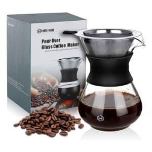 Pour Over Coffee Maker Set - HEIHOX