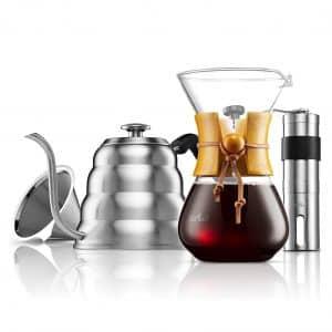 MITBAK Pour Over Coffee Maker Set
