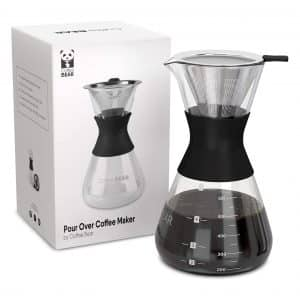 Coffee Bear – Pour Over Coffee Maker Set